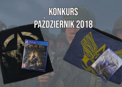 Konkurs – Październik 2018