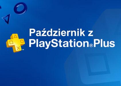Październik z Playstation Plus!
