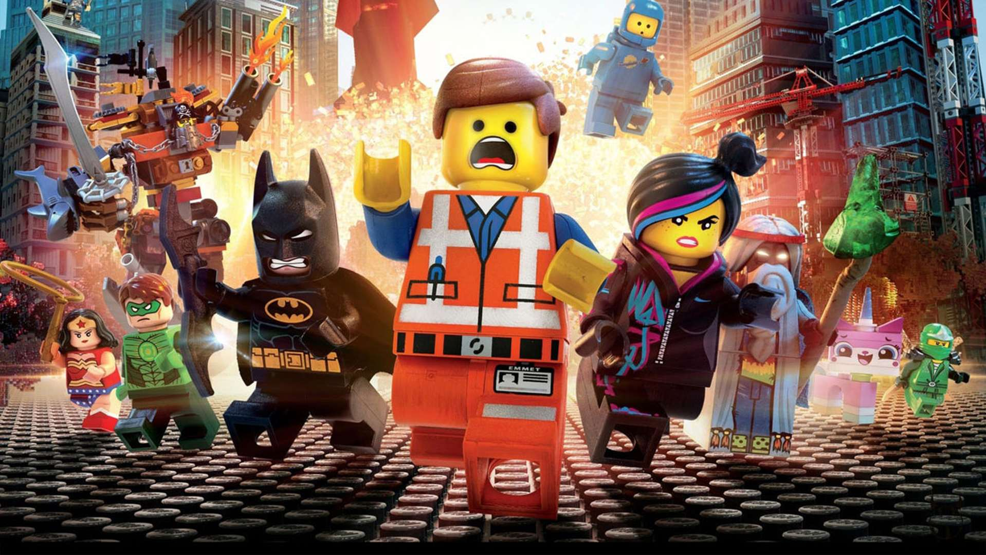 Lego Przygoda 2 Gra Wideo Poradnik Do Trofeów I Osiągnięć