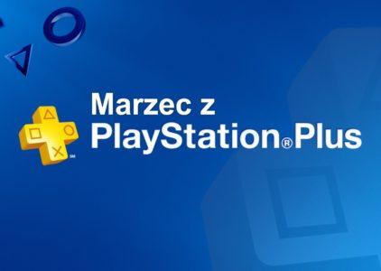 Marzec z Playstation Plus!