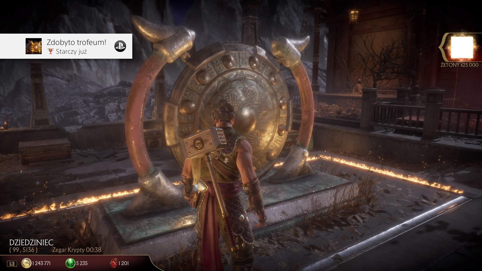 Mortal Kombat 11 Poradnik do trofeów i osiagniec