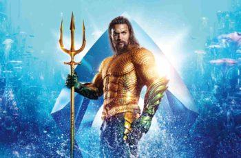 Aquaman – wydanie Blu-ray – Opinia
