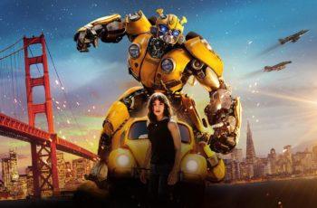 Bumblebee – wydanie Blu-ray – Opinia
