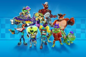 Crash Team Racing Nitro-Fueled – Opinia