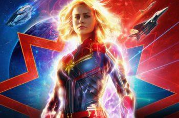 Kapitan Marvel – wydanie Blu-ray – Opinia
