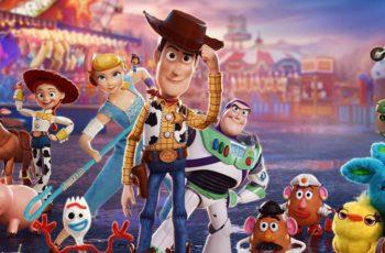 Toy Story 4 na DVD do zdobycia w konkursie!