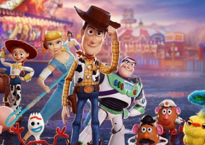 Toy Story 4 na DVD do zdobycia w konkursie!