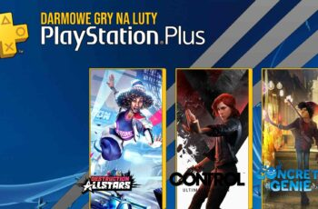 Playstation Plus na Luty!