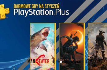 Playstation Plus na Styczeń!